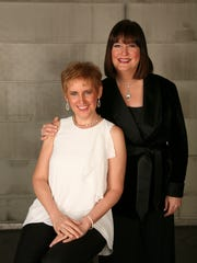 Liz Callaway and Ann Hampton Callaway will perform at One Night Only.