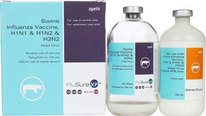 Zoetis Inc. announced the availability of its FluSure XP® vaccine updated with clusters IV-A and IV-B of the H3N2 subtype.