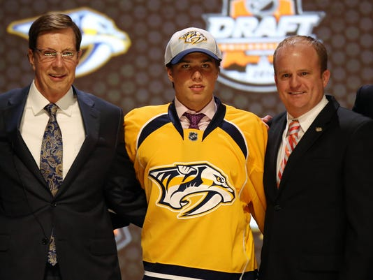 NHL: 2014 NHL Draft