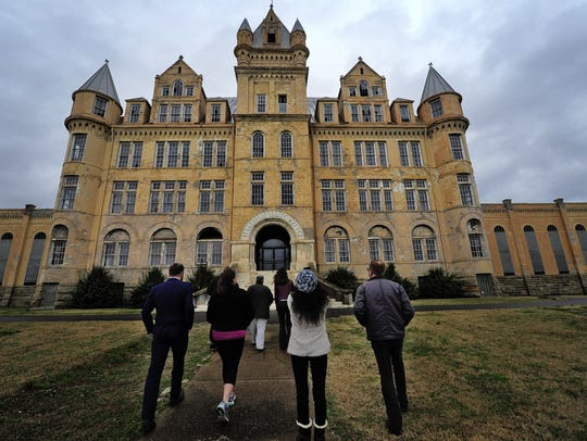 The former Tennessee State Prison was built in 1898 and was last used as a prison in 1992.