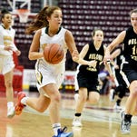 Two YAIAA girls' basketball players earn state honors