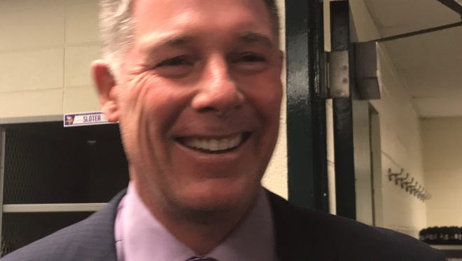 Pat Shurmur once worked for IBM and dreamed of working on Wall Street. Now he's coming to the Big Apple harboring Super Bowl aspirations as the new head coach of the New York Giants.