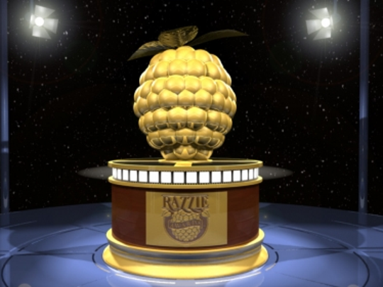 The Razzies celebrate the worst of cinema.