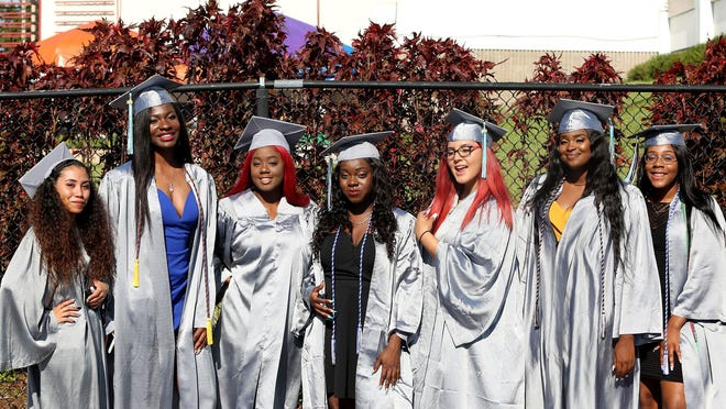 Royal Palm Beach High School Graduation  at The South Florida Fairgrounds, Friday, May 17, 2019.