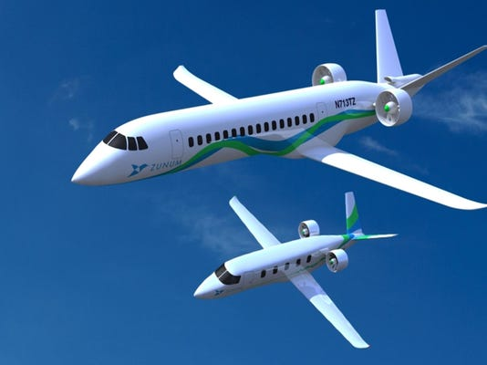 Could electric planes be the next big thing in air travel? An Illinois firm hopes so
