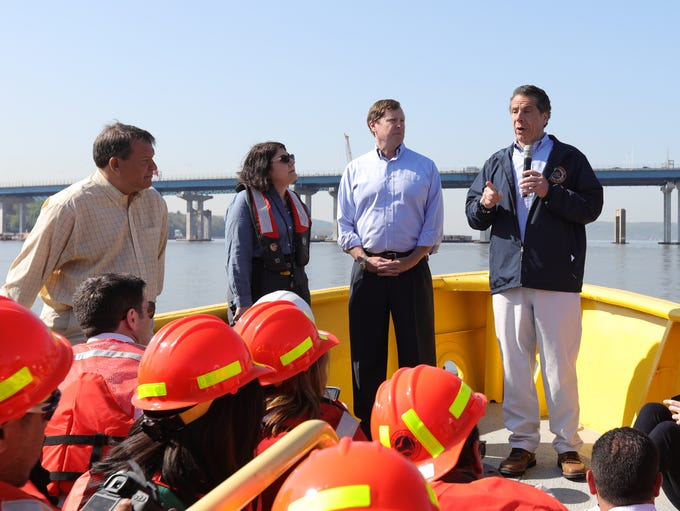 Gov. Andrew Cuomo remarks about the progress of the