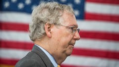 Reportedly upset with Trump's Charlottesville remarks, McConnell rebukes white nationalists