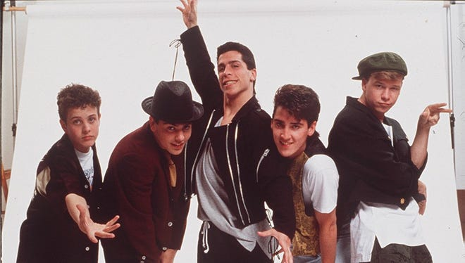New Kids On the Block have come a long way since the '80s.