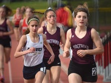 Girls Track: Final Top 25 rankings