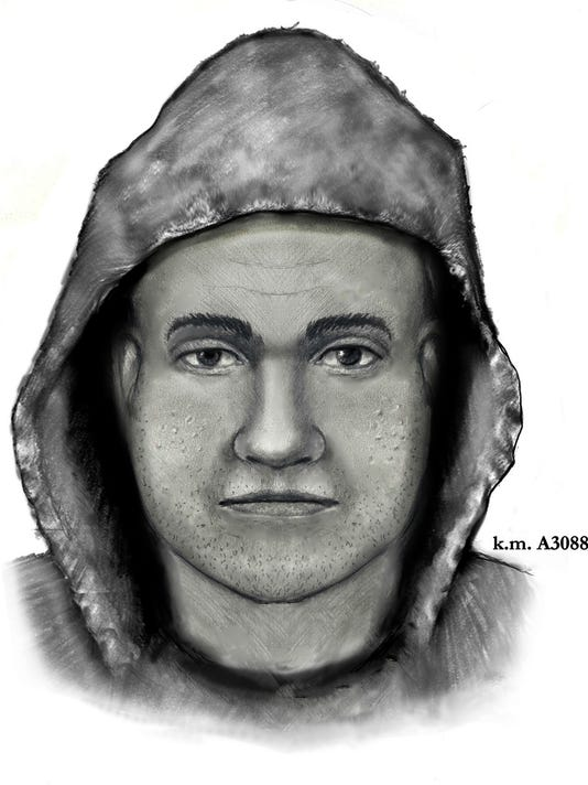 Father daughter armed robbery sketch