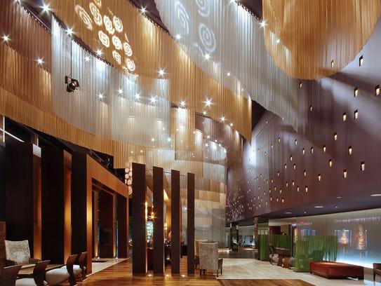 iPC Theaters lobby.