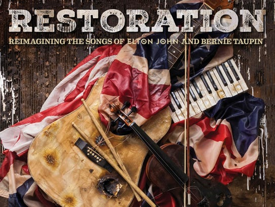 """""""Restoration: The Songs of Elton John and Bernie Taupin"""""""