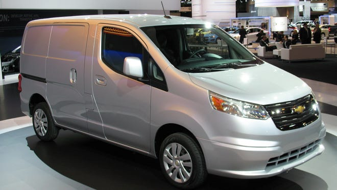 Chevrolet-City-Express-cargo-van