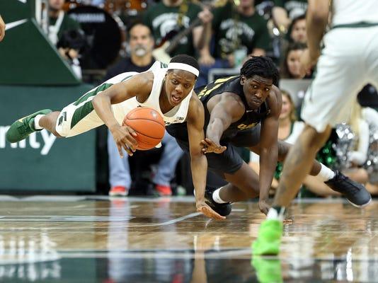 NCAA Basketball: Oakland at Michigan State