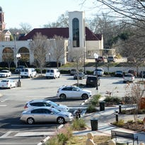 City of Anderson hopes to sell part of downtown parking lot
