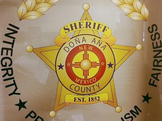 Doña Ana County Sheriff's Department logo