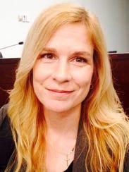 Brevard County Commission  Vice Chair Kristine Isnardi