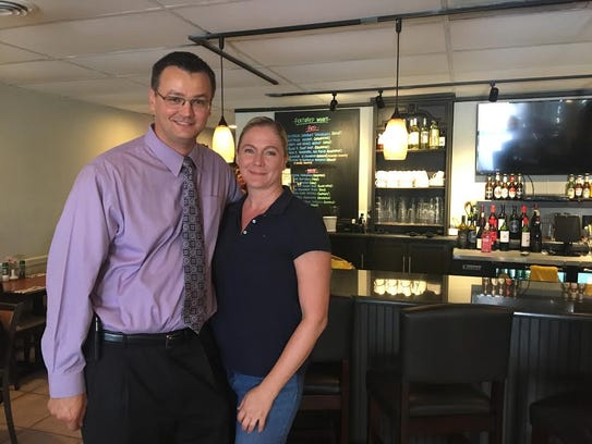 Robert and Iwona Palussek own Tasty Cultures in Cape
