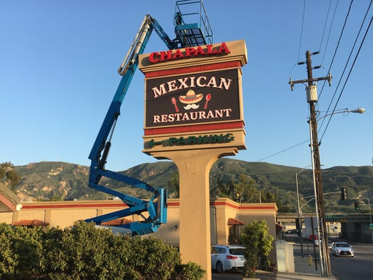 The Santa Paula restaurant formerly known as Familia Diaz has new owners, a new sign and a new name: Chapala Mexican Restaurant.