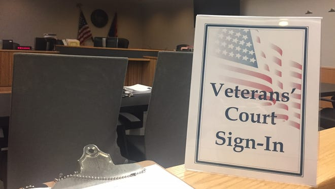 The Tempe Municipal Court houses the East Valley Regional Veterans' Court, which covers seven jurisdictions.