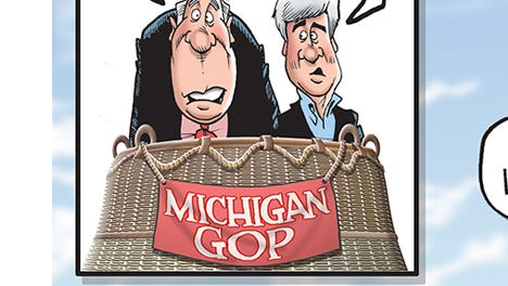 Michigan voters reject the Proposal 1 ballot measure.