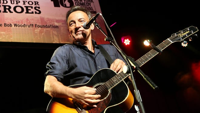 Bruce Springsteen will debut a short film 'Hunter of Invisible Game' on his website July 9.