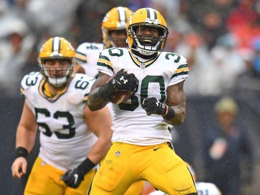 USP NFL: GREEN BAY PACKERS AT CHICAGO BEARS S FBN CHI GB USA IL