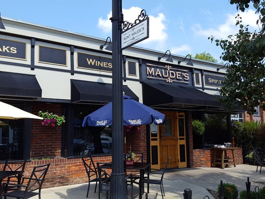 Aunt Maude's on Main Street in Ames is perfect for special occasions.