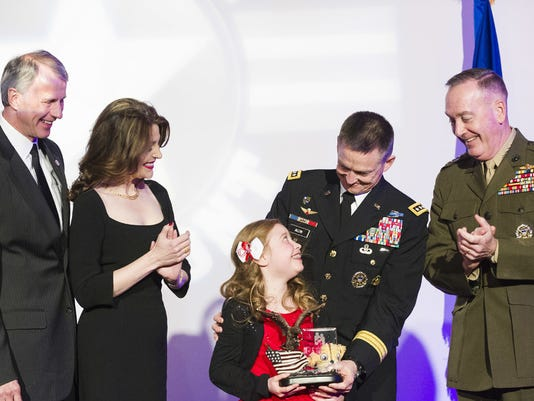 Military Child of the Year