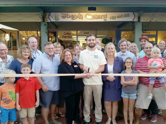 Joey's grand opening on Sanibel.