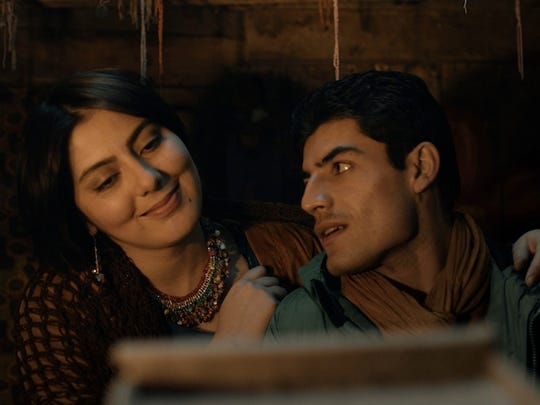 """Actress Rozhin Sharifi  and Dana Ahmed are in a difficult relationship in the movie """"El Clasico."""""""