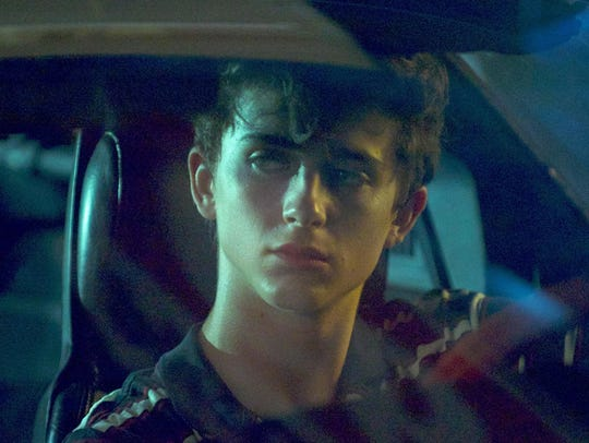 Timothée Chalamet stars in the coming-of-age drama