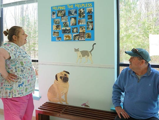 Spay Spa and Neuter Nook President Kathy Evans talks
