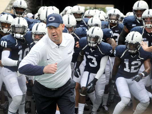 Bill O'Brien could be leading the Nittany Lions in 2013 as a more powerful Penn State football man.
