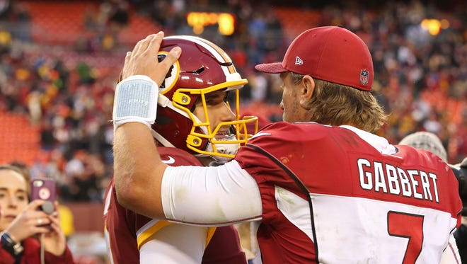 Kirk Cousins would be a great pickup for the Cardinals, Patrick Peterson says.