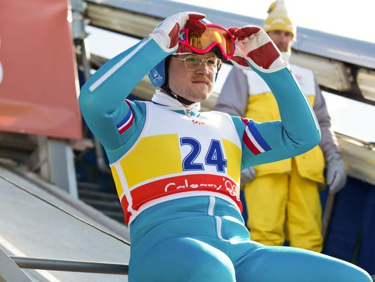 Film Review Eddie the Eagle