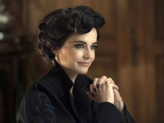 Film Review Miss Peregrine's Home for Peculiar Children