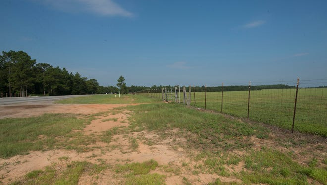 Hemmer Consulting and 68 Ventures have offered Escambia County $18 million to buy 530 acres of Naval Outlying Field 8 near Navy Federal Credit Union in Beulah.