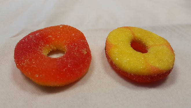 """Five students treated after eating edible marijuana """"gummy candies"""" at Goodyear school, police said."""