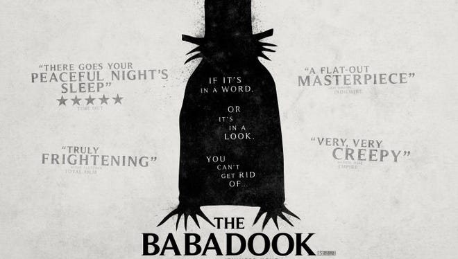 The Babadook gets a B minus.