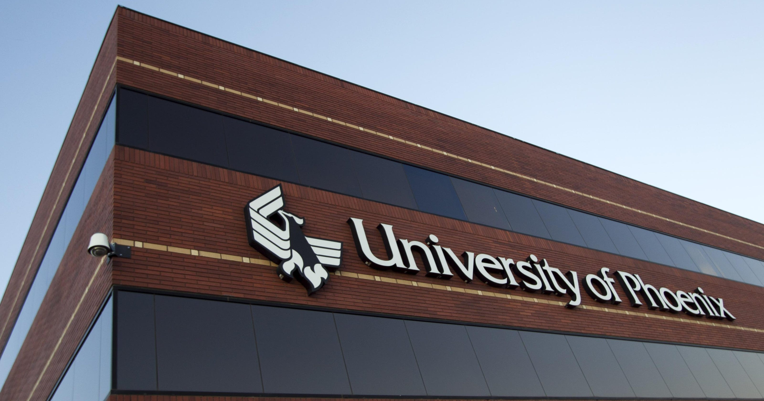 Accrediting agency lifts sanction against University of Phoenix
