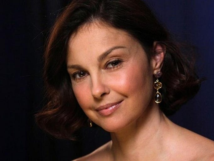 Ashley Judd is an actress,a humanitarian and a familiar face to Hoosiers since marrying Dario Franchitti, who has won the Indianapolis 500 three times. She's also a University of Kentucky fan who likes to mingle with the fans.