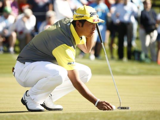 Hideki Matsuyama vô địch WM Phoenix Open sau 4 loạt súng playoff với Rickie Fowler