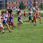 The All-City Cross Country Meet took place at Harper Creek High School Wednesday evening.