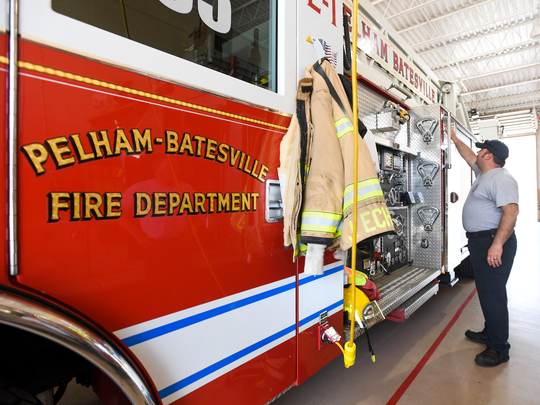 The Pelham Batesville Fire District, which serves both Greenville and Spartanburg counties, is asking councils from both counties to allow the District to authorize general obligations bonds to help defray the costs of a new headquarters and fire station.