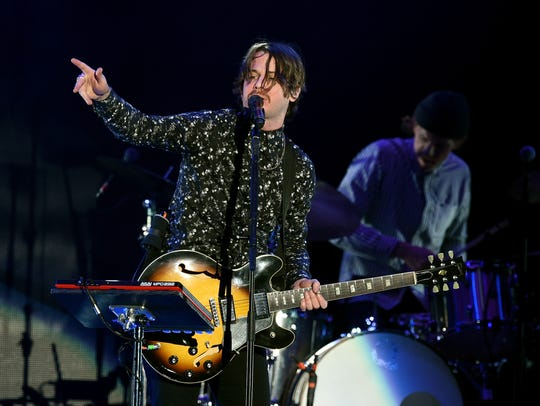 Foster The People will perform at Marquee Theatre on