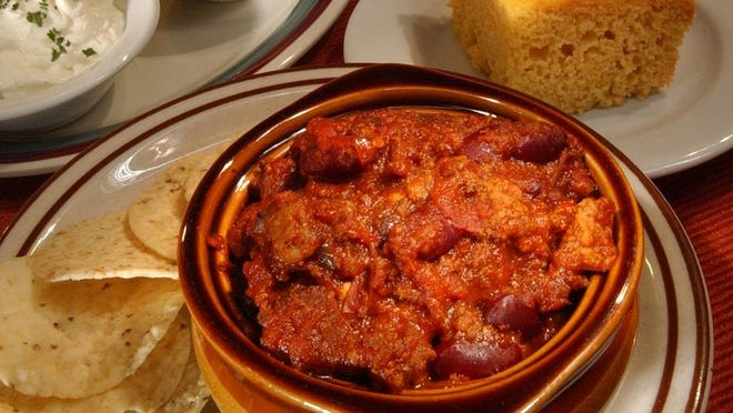 Blake's Tavern's Knucklehead Chili can be easily made at home, or ordered at the restaurant.
