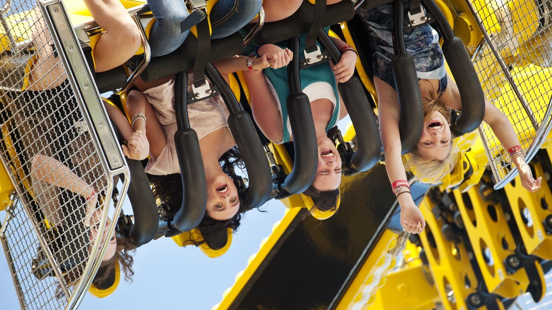 Amusement rides exempt from inspection in Vermont
