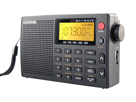 A weather radio is an inexpensive, effective way of