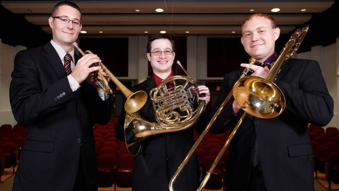 Black Bayou Brass, resident faculty brass ensemble in the School of Visual and Performing Arts, will perform a recital on March 24th at 7:30 p.m. in the Emy-Lou Biedenharn Recital Hall at ULM.